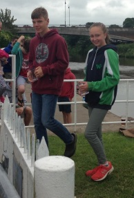 Pascal & Katie winners